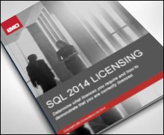 SQL Licensing