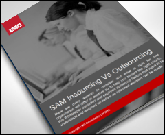 SAM Insourcing v Outsourcing
